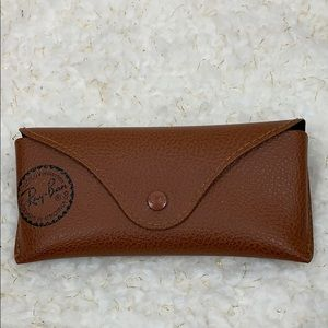 Ray-Ban case for sunglasses brown